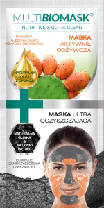 Multi BioMask Nutritive & Ultra Clean